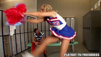 Coach Fucks Young Cheerleader