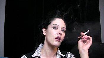 Smoking Mary Jane - extremely hot!