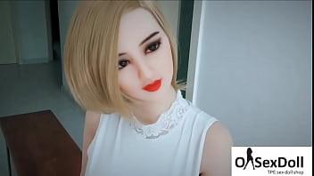 WM Japanese Short Hair Real Cute Sex Doll Ella on www.oksexdoll.com