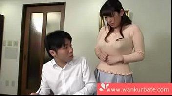 Big Tit Asian Fucks A Nerd - Part 2 at www.wankurbate.org