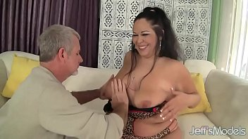 Brunette Fatty Aire Fresco Loves Fat Dick