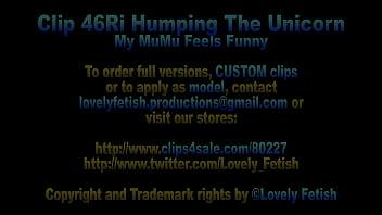 Clip 46Ri Humping The Unicorn My MuMu Feels Funny - Full Version Sale: $11
