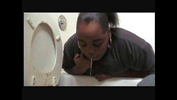 Ebony Girls Gagging Puke Vomit Puking and Vomiting
