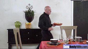 Big Juggs Sexy Wife Love Intercorse vid-20