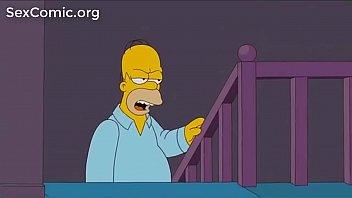 Los Simpsons xxx visit: sexcomic.org