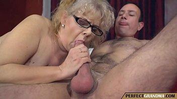 my grandmother is a pervert slut