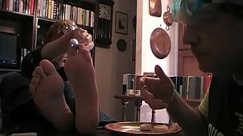 Cheesy Snack with The Muslim Girl (ItalFetish)