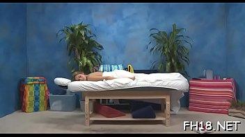 Massage glad end