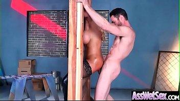 (Bridgette b) oleada para cima grande bunda gaja desfrutar fundo anal hardcore sexo clip-09