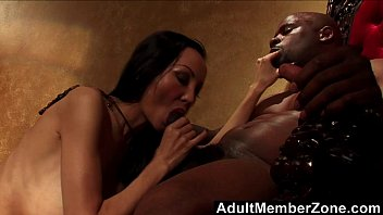 Asian Witch Ange Venus Charms Black Man And Fucks Him 13 Min
