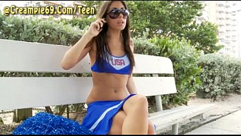 Getting pregnant using condom Cheerleader gets pregnant from stranger