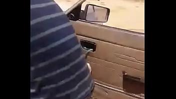 8481 تونسية تتناك من الخلف في سيارة preview