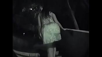 soraya carioca no escadão escuro