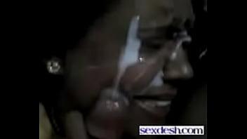 Mallu Aunty facial