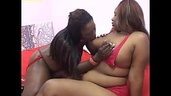 Lesbian BBBW #8 - Get ready to watch big black lesbians