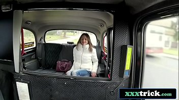 Horny French Fox Rachel Adjani Fucked By a Lucky Czech Driver