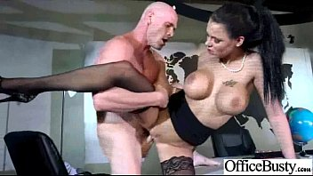 (peta jensen) Horny Girl With Bigtits Love Hard Sex In Office movie-30