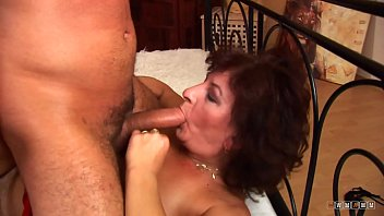 Hairy Prostitute has Sexual Activity in the Bedroom