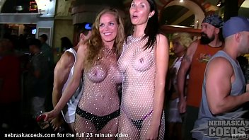 Fantasia naked tits Last day and night of fantasy fest from key west florida hot girls naked in the streets