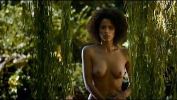 Nathalie Emmanuel GOT nude repeat