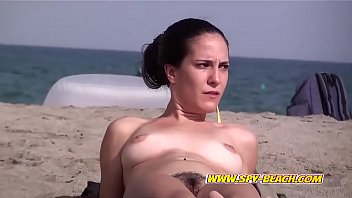 Voyeurism nu Sexy nude beach babes amateur voyeur hidden-cam video