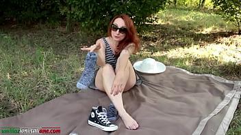 A Summer Afternoon First Part - Mature Feet