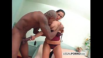 Porno pics chicks with big dicks - Brunette fucked with a big black cock bmp-2-04 2