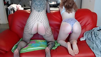 Cam Session 19-03-12 Pandas After Dark 3 Way with Scarlette Bunny