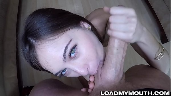 Riley Reid POV blowjob with Brandon Iron Thumb