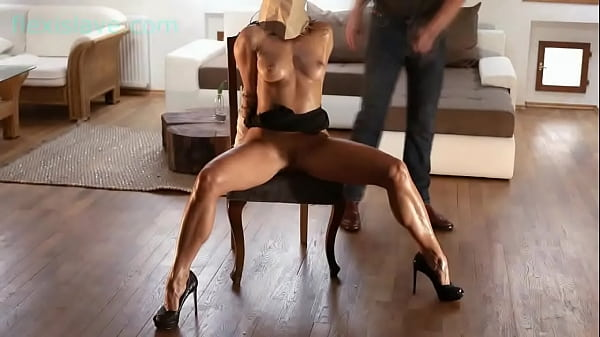 BDSM model Alex Zothberg humiliated making her an object