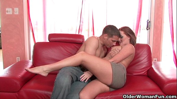Busty soccer milf gets fucked and creamed Thumb