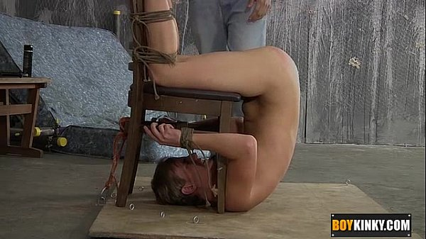 2018-12-25 06:59:38 - Cute twink Casper Ellis gets bent upside down spanked and fucked real hard 6 min  http://www.neofic.com