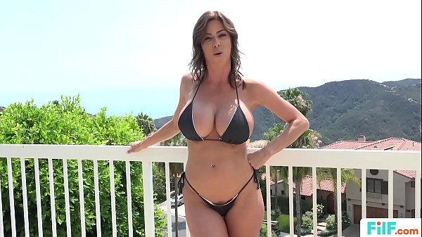 FILF - Stepmom Alexis Fawx Uses Stepson To Fulfill Her Sexual Needs Thumb