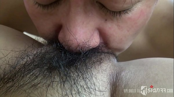 Sex with a short-haired Japanese college girl
