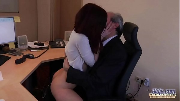 I am a young secretary seducing my boss at the office asking for sex Thumb