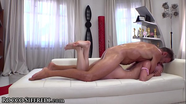 Rocco Siffredi Hot Russian Sub Takes it HARD at Casting Thumb