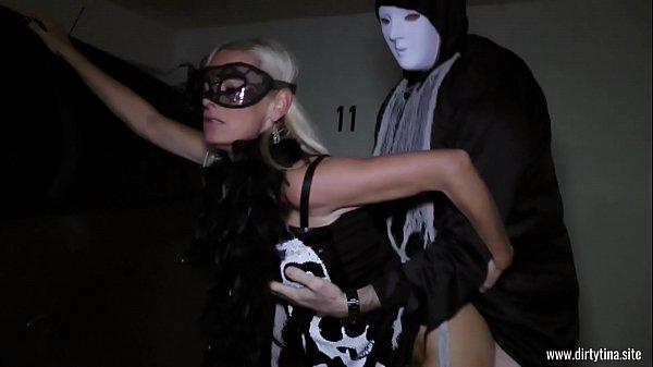 Monster Fuck on Halloween