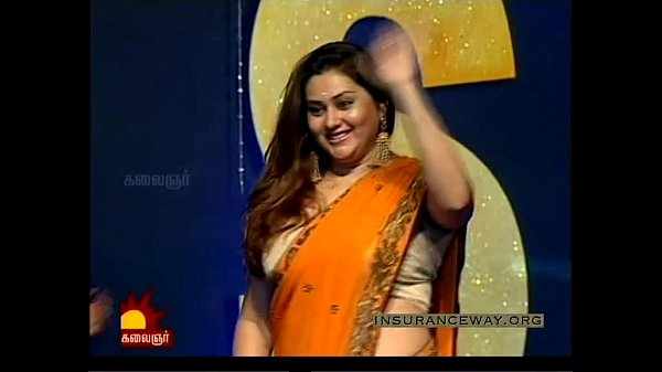 Voluptuous Namitha In Saree
