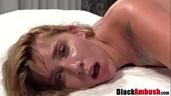 Nubile Chanel Grey stretched by 1st BBC before ...