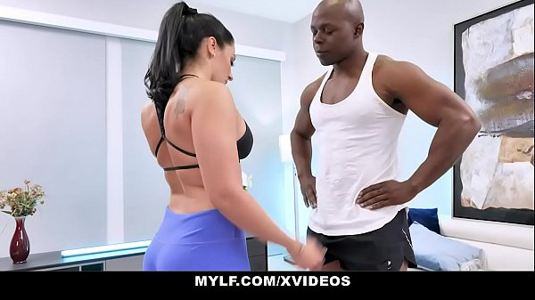 MYLF - Hot Cougar (Sheena Ryder) Riding Her Trainers Big Cock