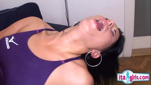 Sexy housewife dirty anal