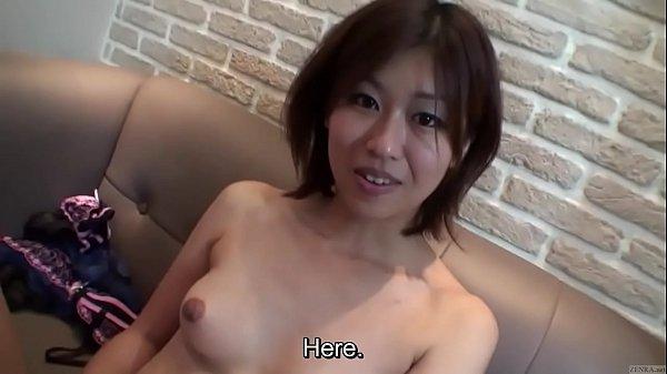 Subtitled uncensored Japanese Osaka amateur blowjob in HD