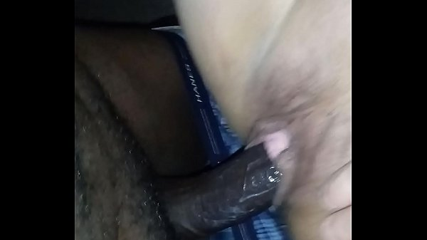 cheating pawg wife creams on dark bbc while humiliating cuck