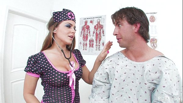 Natasha Nice Sees A Hot Male Patient Thumb