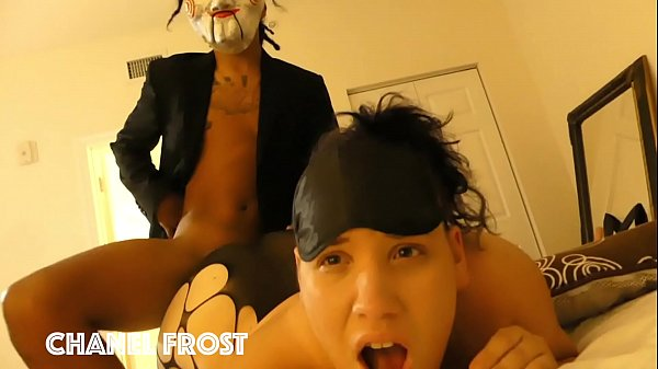 Jigsaw Captures A Big Booty Pawg And Makes Her Fuck His BBC To Be Set Free