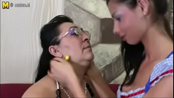Granny fucked by young granddaughter s lesbian friend Thumb