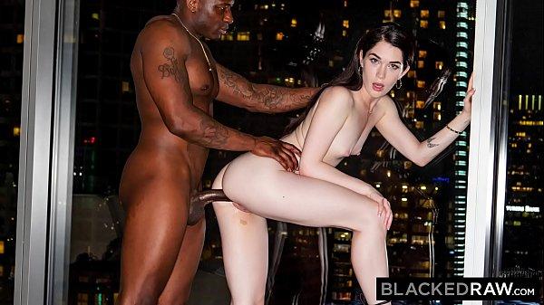 BLACKEDRAW This fair skinned beauty needed her dark meat fix