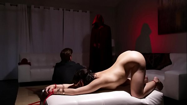 Bound and naked woman Whitney Wright Thumb