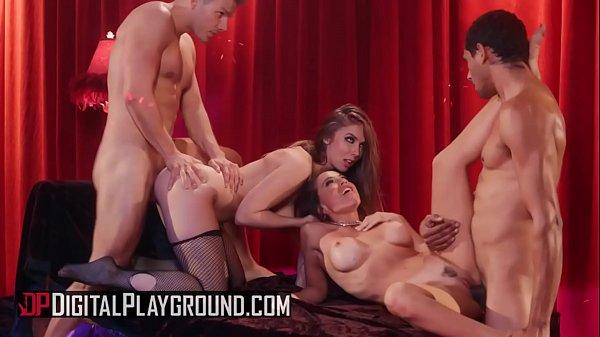 All holes fucked with kinky (Abigail Mac, Lena Paul) - Digital Playground