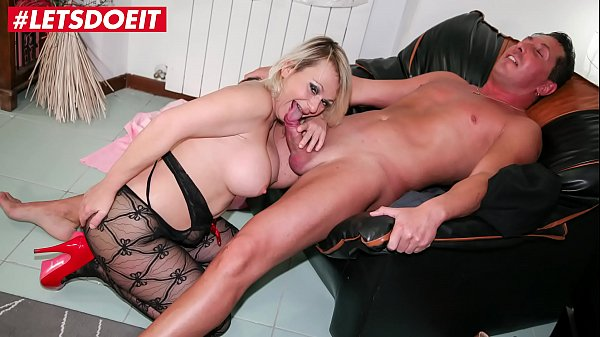 Blonde mom wife rides husbands best friend dick while he is at work Thumb